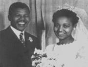 Foto di Matrimonio Mandela e Winnie