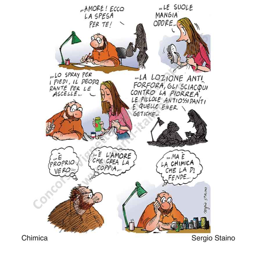 chimica-staino